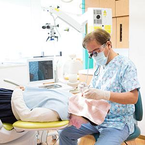 なるべく歯を抜かない保存治療